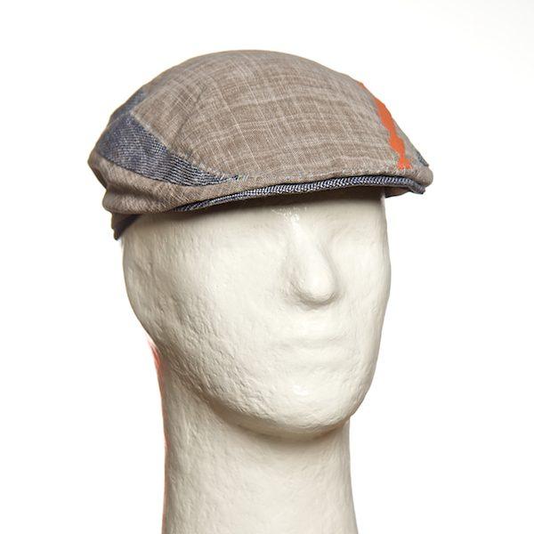 Schiebermütze Flatcap Modell Sandro